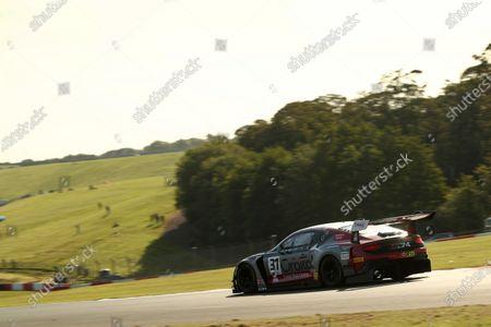 Seb Morris / Rick Parfitt Jnr JRM Racing Bentley Continental GT3