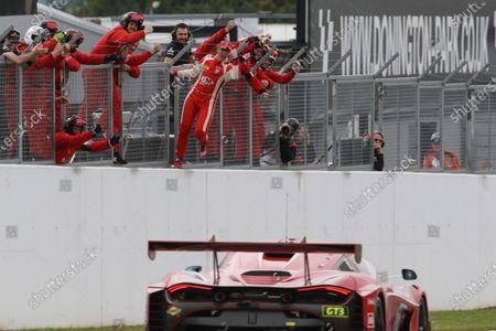 Stock Image of Shaun Balfe / Rob Bell Balfe Motorsport McLaren 720S GT3