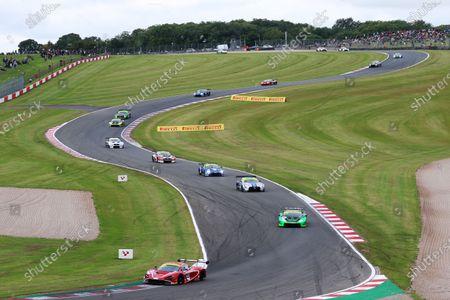 Stock Photo of Shaun Balfe / Rob Bell Balfe Motorsport McLaren 720S GT3