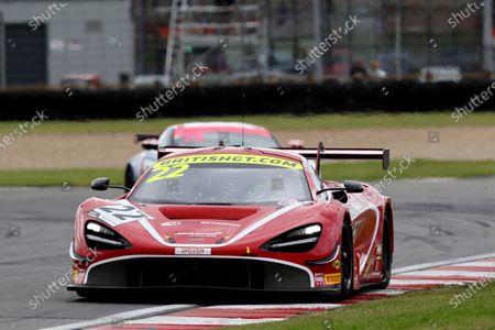 Editorial photo of British GT, Donington Park II, Donington Park, United Kingdom - 15 Sep 2019