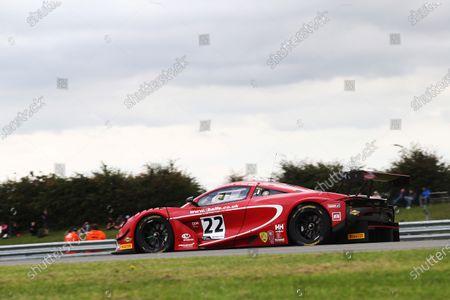 Stock Picture of Shaun Balfe / Rob Bell Balfe Motorsport McLaren 720S GT3