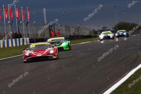 Editorial image of British GT, Donington Park II, Donington Park, United Kingdom - 15 Sep 2019