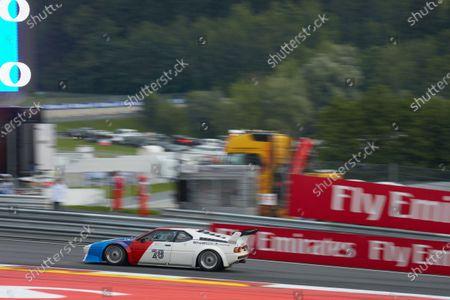 Prince Leopold of Bavaria, BMW M1.