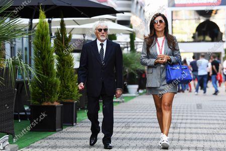 Editorial image of Formula 1, Russian GP, Sochi Autodrom, Russian Federation - 29 Sep 2019
