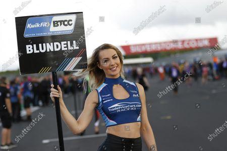 Editorial photo of BTCC, Silverstone, Silverstone, United Kingdom - 29 Sep 2019