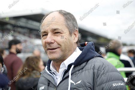Gerhard Berger, ITR Chairman.