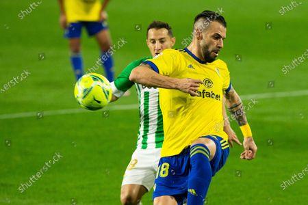 Editorial image of Soccer: LaLiga - Real Betis v Cadiz, Sevilla, Spain - 23 Dec 2020
