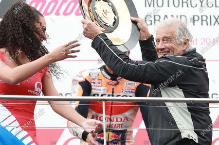 Editorial photo of MotoGP, Australian GP, Phillip Island Grand Prix Circuit, Australia - 27 Oct 2019