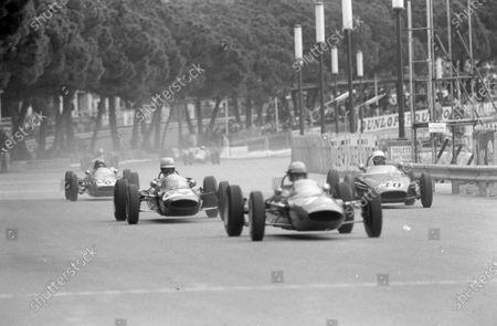 Editorial image of Formula 1, Monaco GP, Monte Carlo, Monaco - 10 May 1964