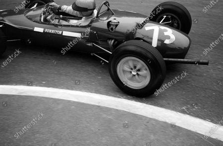 Editorial photo of Formula 1, Monaco GP, Monte Carlo, Monaco - 10 May 1964
