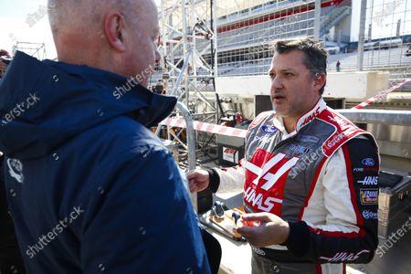 NASCAR ace Tony Stewart