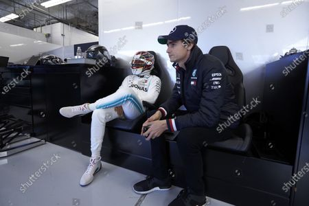 Editorial picture of Formula 1, United States GP, Circuit of the Americas, United States of America - 01 Nov 2019