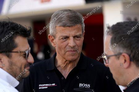 Fritz Enzinger, Head of Porsche-Motorsport.