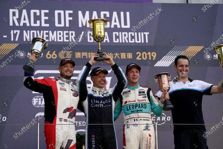 Editorial photo of WTCR, Macau, Circuito da Guia, Macau - 17 Nov 2019