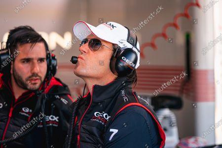 Stock Image of Jay Penske, Team Owner, GEOX Dragon Racing