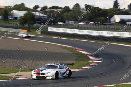 Stock Photo of #42 BMW Team Schnitzer BMW M6 GT3: Augusto Farfus, Martin Tomczyk, Sheldon van der Linde.