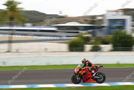 Editorial picture of MotoGP, Jerez November testing, Circuito de Jerez, Spain - 26 Nov 2019