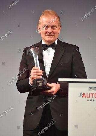 Editorial image of General, Autosport Awards, Grosvenor House Hotel, Park Lane, London, United Kingdom - 08 Dec 2019