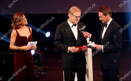 Editorial picture of General, Autosport Awards, Grosvenor House Hotel, Park Lane, London, United Kingdom - 08 Dec 2019
