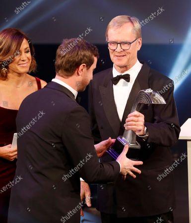 Editorial photo of General, Autosport Awards, Grosvenor House Hotel, Park Lane, London, United Kingdom - 08 Dec 2019