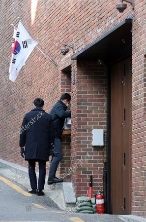 Editorial picture of Coronavirus pandemic in South Korea, Seoul - 24 Dec 2020