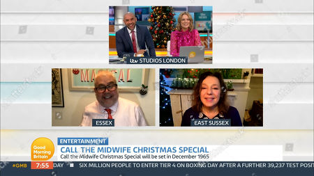 Stock Picture of Alex Beresford, Charlotte Hawkins, Cliff Parisi, Annabelle Apsion