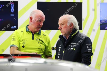David Richards - Aston Martin Racing