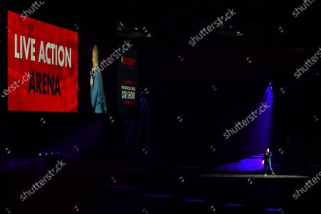 Editorial picture of Racing Car Shows, Autosport International, National Exhibition Centre, United Kingdom - 09 Jan 2020
