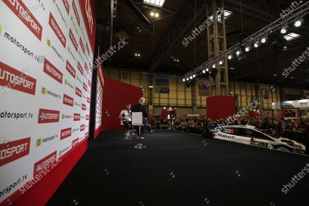 Editorial photo of Racing Car Shows, Autosport International, National Exhibition Centre, United Kingdom - 11 Jan 2020