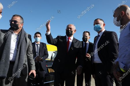 Editorial photo of First batch of Pfizer vaccines arrive in Israel, Tel Aviv - 09 Dec 2020