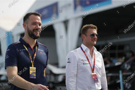 Editorial photo of Formula E, Santiago E-prix, Parque O'Higgins Circuit, Chile - 16 Jan 2020