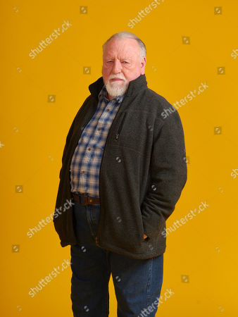 Kenneth Cranham as Gerry.