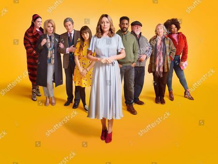 Keeley Hawes as Alice, Sharon Rooney as Nicola, Joanna Lumley as Sarah, Nigel Havers as Roger, Isabella Pappas as Charlotte, Rhashan Stone as Nathan, Kenneth Cranham as Gerry, Gemma Jones as Minnie and Dominique Moore as Yasmina.