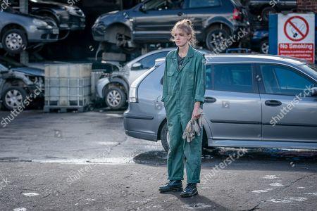 Amy James-Kelly as Grace Marshbrook