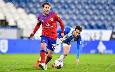 Editorial picture of Huddersfield Town v Blackburn Rovers, EFL Sky Bet Championship, Football, The John Smith's Stadium, Huddersfield, UK - 29 Dec 2020
