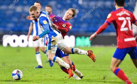 Editorial image of Huddersfield Town v Blackburn Rovers, EFL Sky Bet Championship, Football, The John Smith's Stadium, Huddersfield, UK - 29 Dec 2020