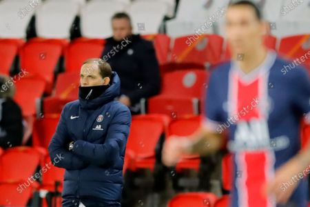 Editorial picture of Soccer PSG Tuchel Fired, Paris, France - 23 Dec 2020