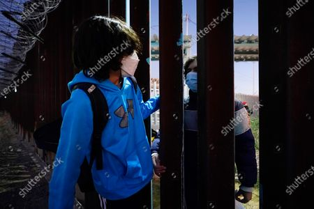 Editorial image of Holidays at the Border, Douglas, United States - 15 Dec 2020