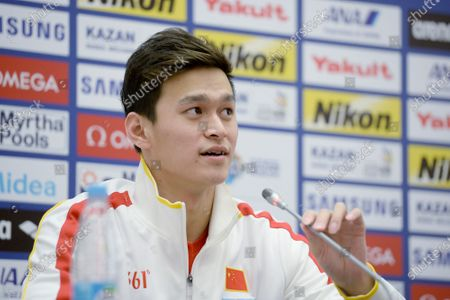 Sun Yang's Swiss lawyer team confirms that the Supreme Court of Switzerland revoke the CAS' suspend arbitrament