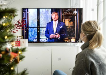 King Willem-Alexander's televised Christmas Day speech