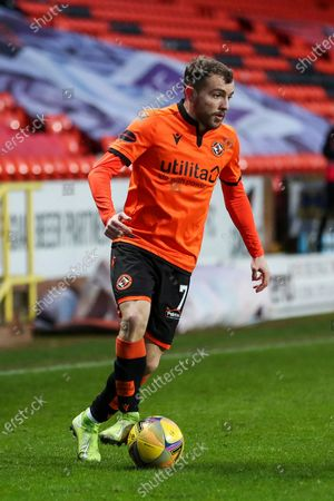 Editorial picture of Dundee United v Motherwell, Scottish Premiership - 26 Dec 2020
