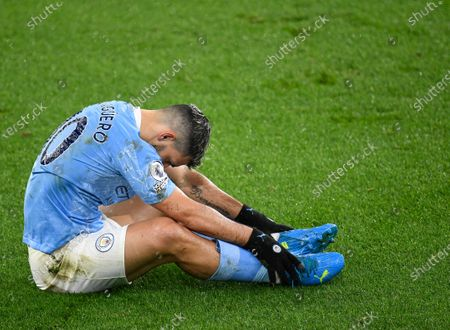 Editorial photo of Manchester City vs Newcastle United, United Kingdom - 26 Dec 2020