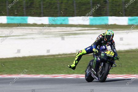 Valentino Valentino Rossi, Yamaha Factory Racing.