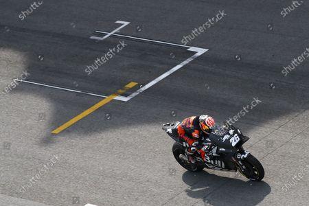 Editorial photo of MotoGP, Sepang February testing, Sepang International Circuit, Malaysia - 08 Feb 2020