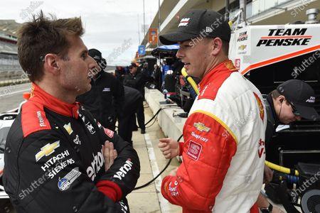 Scott McLaughlin, Will Power, Team Penske Chevrolet