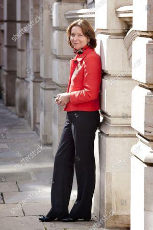 Angela Knight, CBE