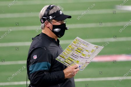 Editorial image of Eagles Cowboys Football, Arlington, United States - 27 Dec 2020