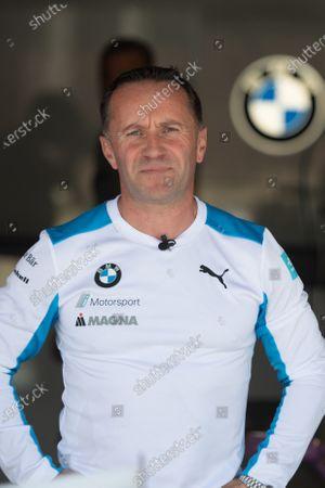 Roger Griffiths, Team Principal, BMW i Andretti Motorsport
