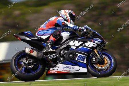 Danny Webb, WRP Wepol Racing.