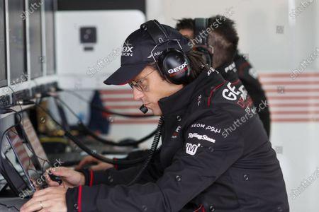 Stock Photo of Jay Penske, Team Owner, Dragon Racing